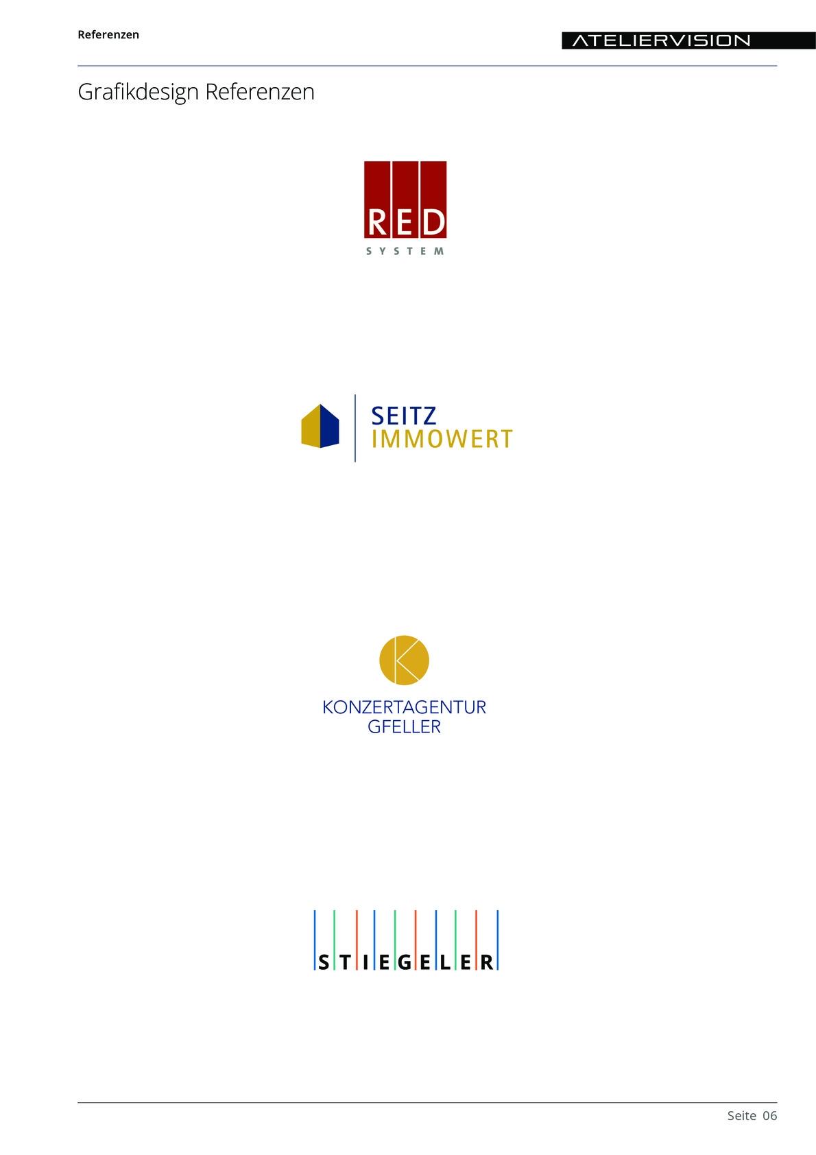 ATELIERVISION Referenzen aus PDF Datei Overview 6